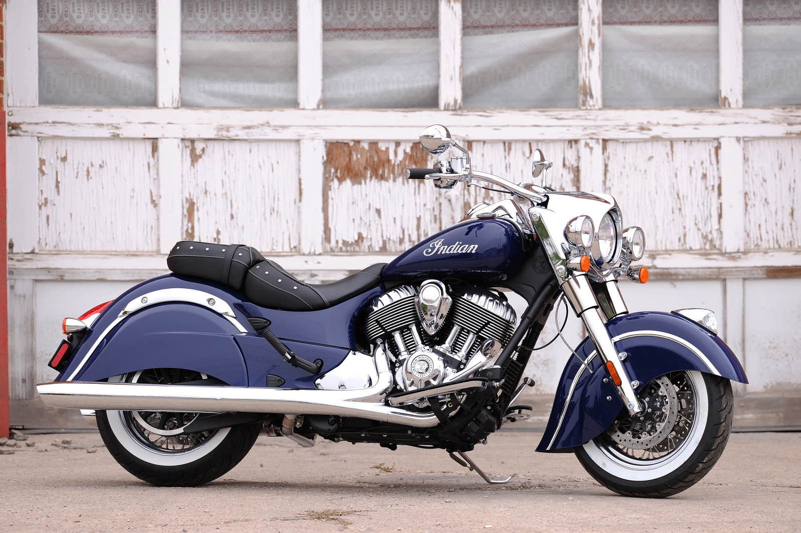 Indian Chief Classic 2010 wallpapers #143400