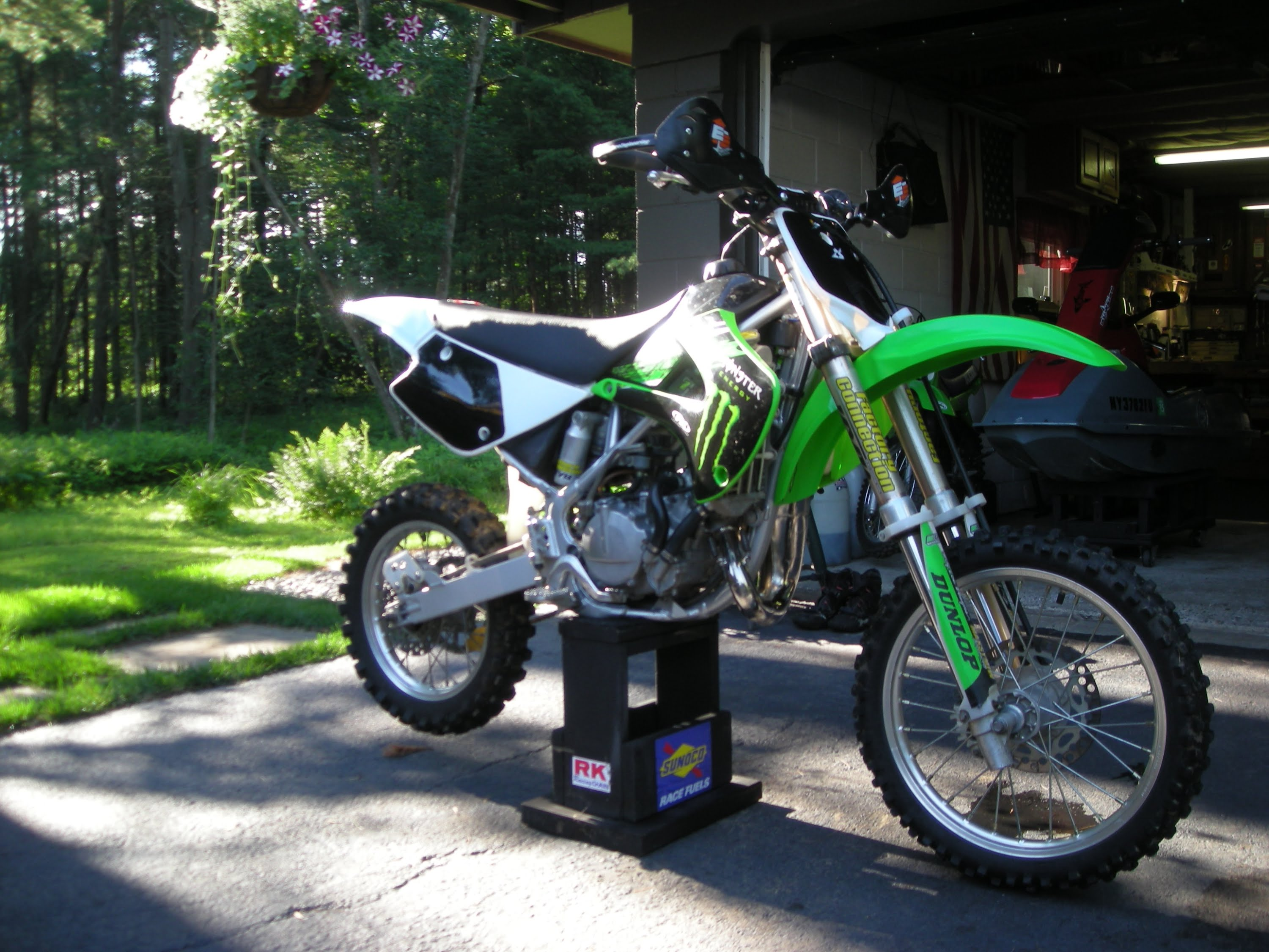 Kawasaki KX 85 II 2006 wallpapers #160554