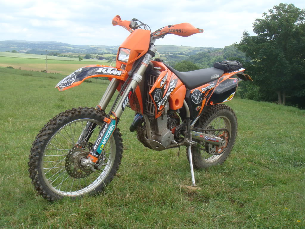 KTM 400 EXC Racing images #86416