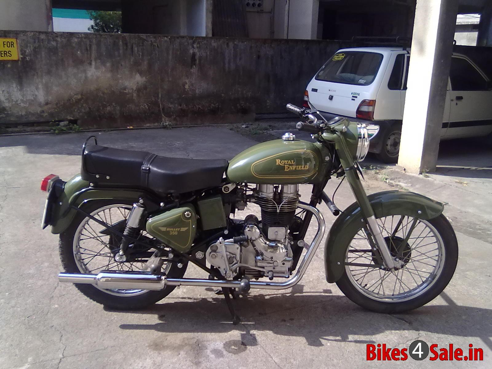 Royal Enfield Bullet 350 Army 2002 images #123592