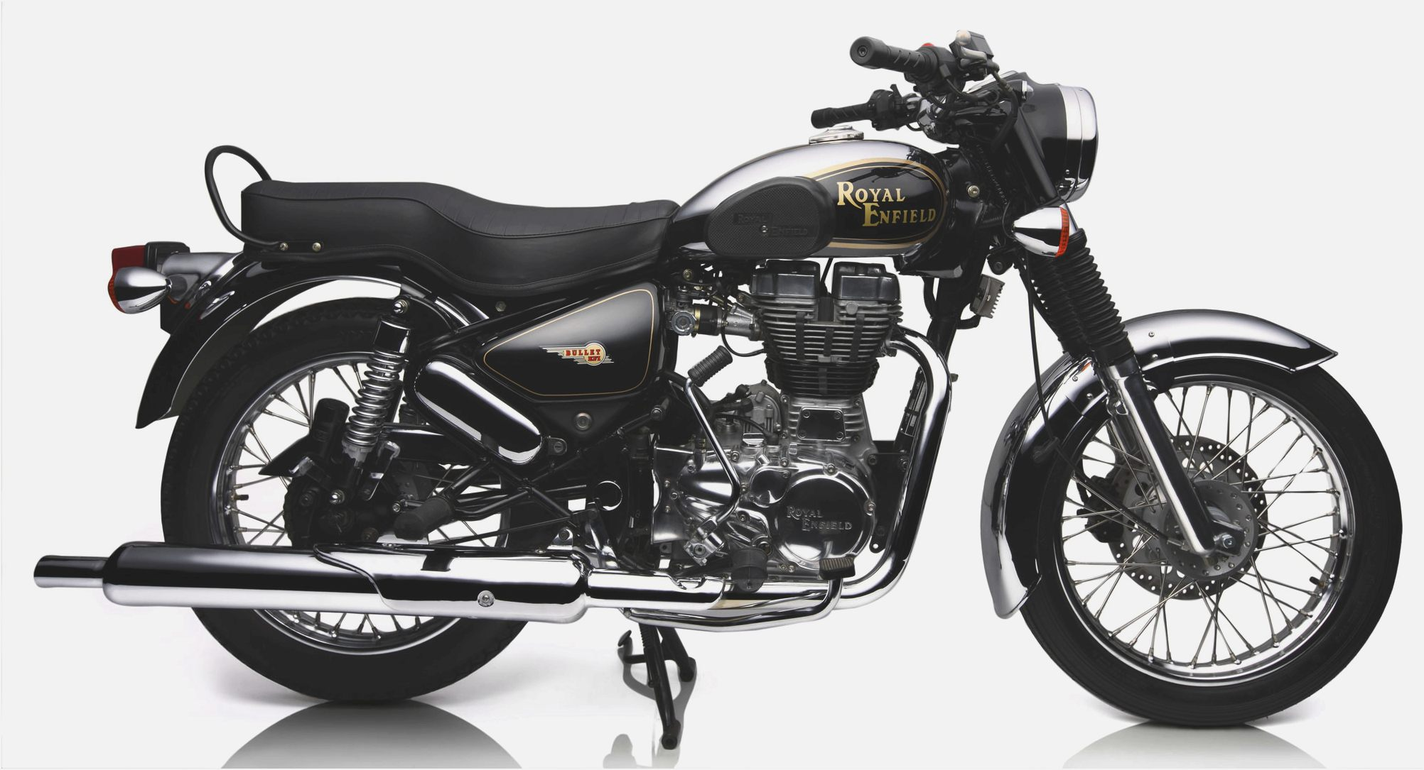 Royal Enfield Bullet 350 Classic 2006 wallpapers #141316