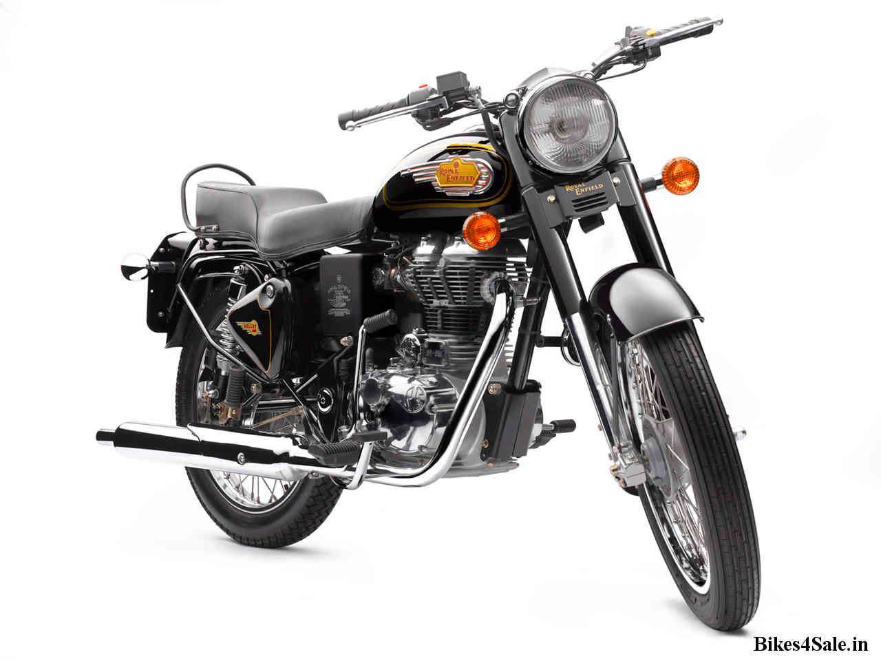 Royal Enfield Bullet 500 Army 1992 images #123394