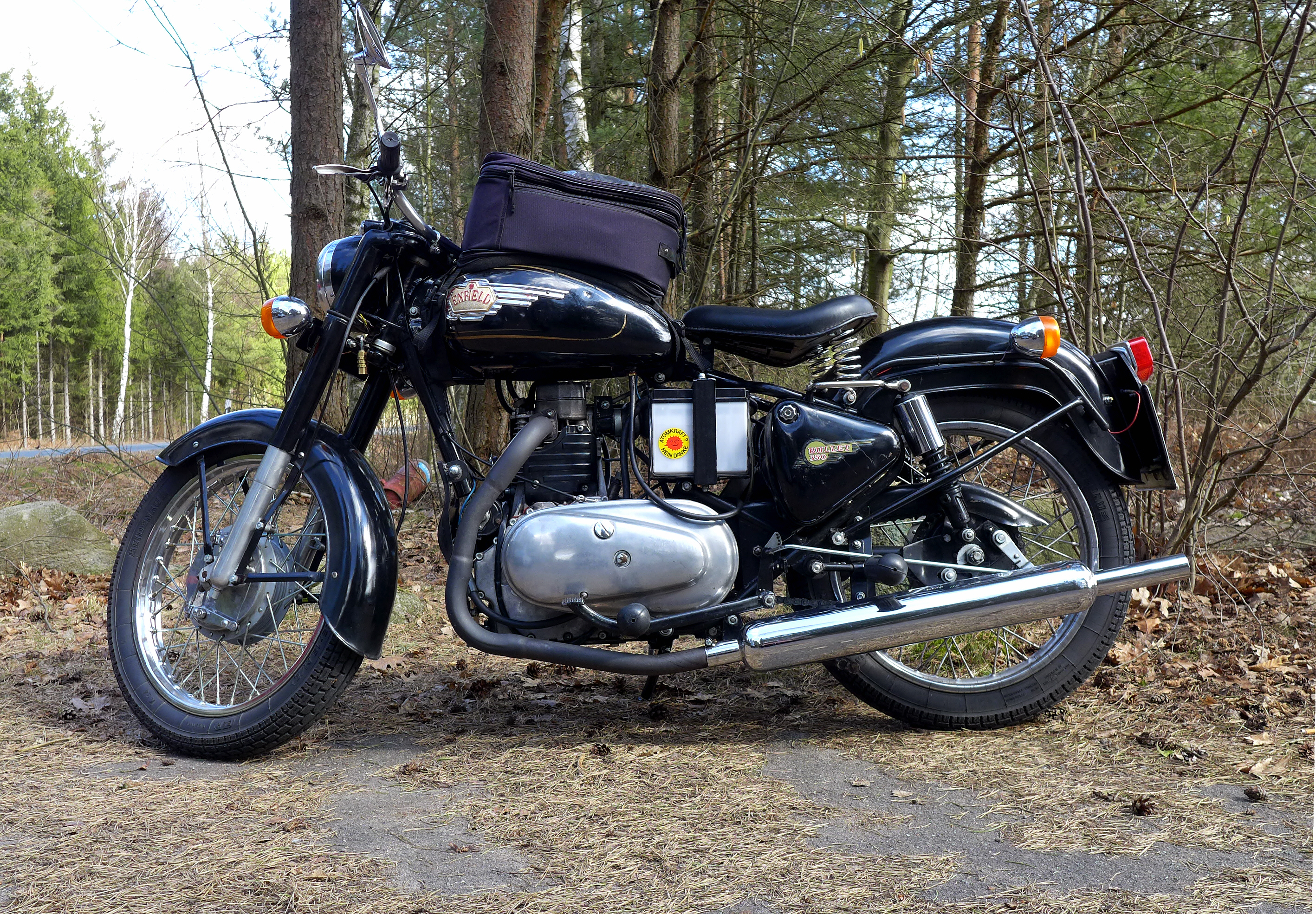 Royal Enfield Diesel 1998 images #125976
