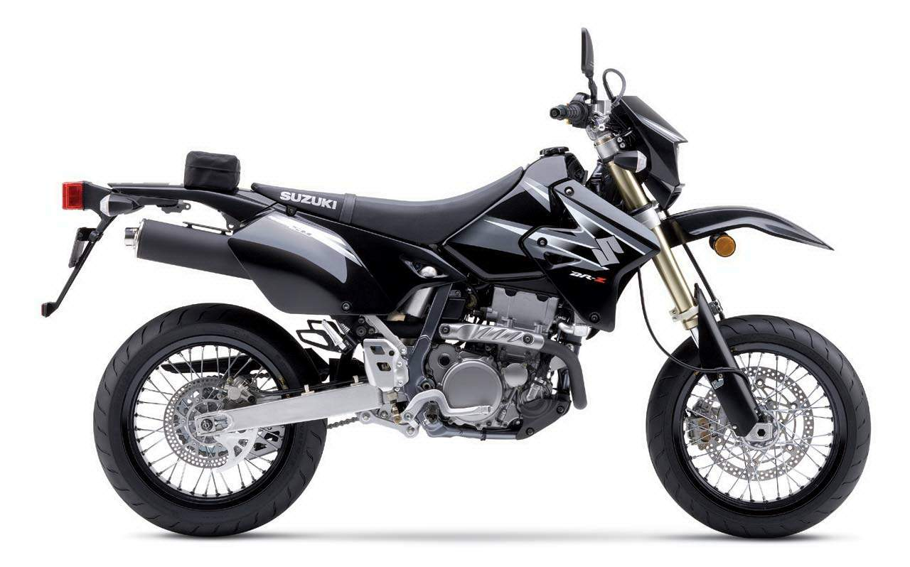 Suzuki DR-Z 125 2007 wallpapers #142503