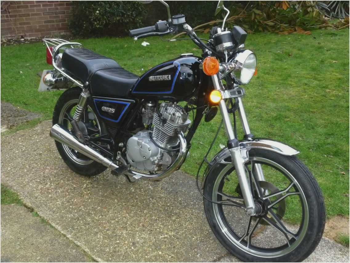 2005 suzuki gn 250 e pics specs and information. Black Bedroom Furniture Sets. Home Design Ideas
