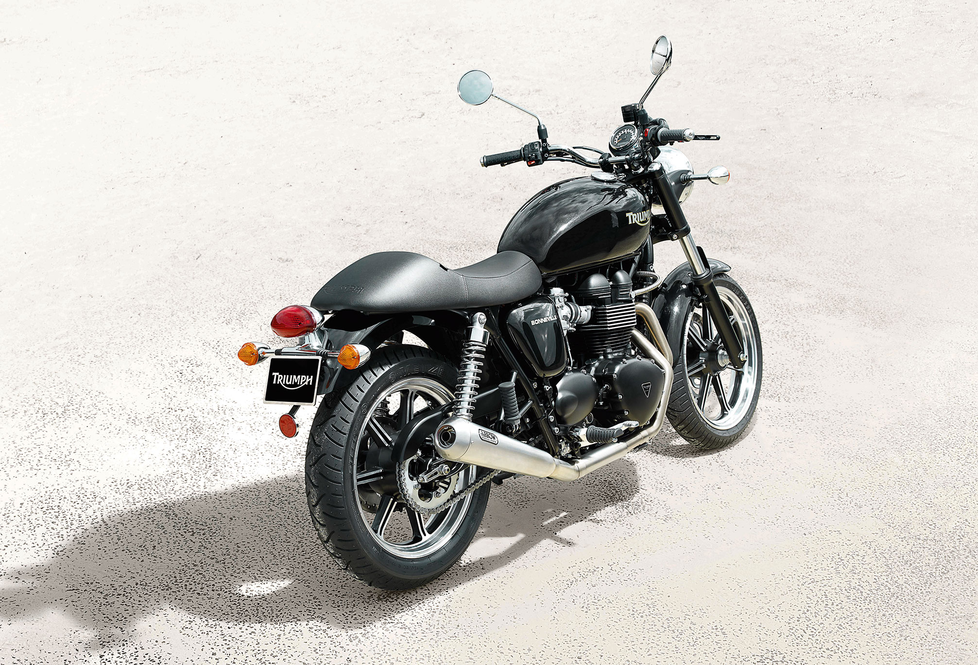 Triumph Bonneville SE 2013 wallpapers #173941