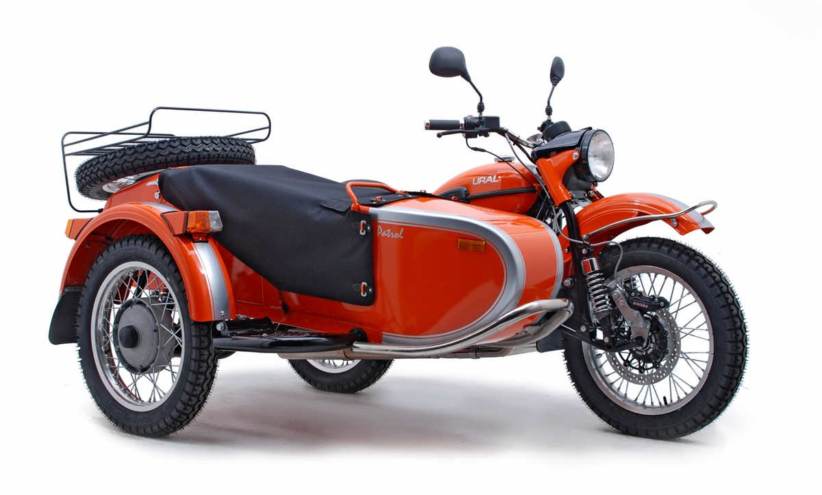 Ural Solo 2010 wallpapers #141709