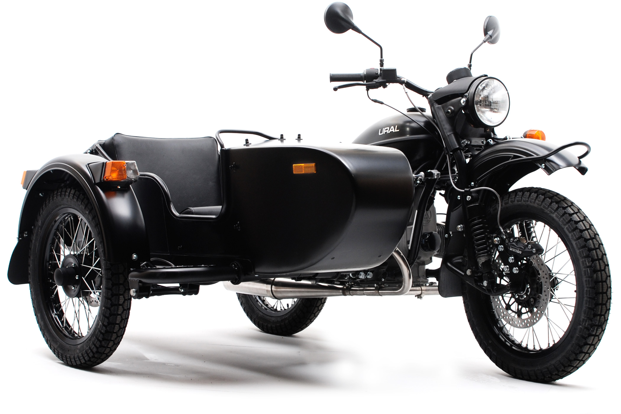 Ural Taiga 2WD Limited Edition 2010 images #129411