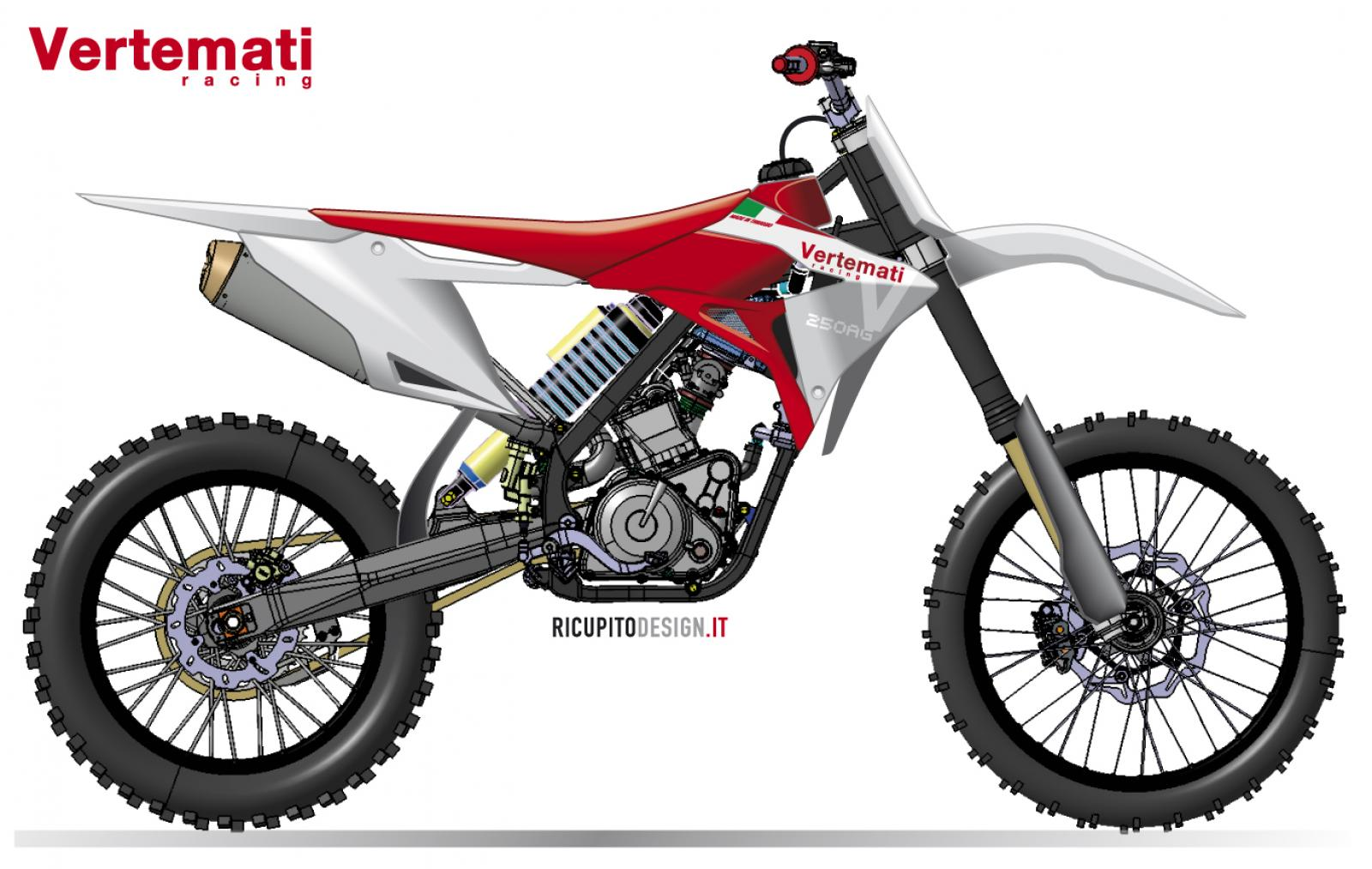 Vertemati E 570 E Enduro 2004 wallpapers #160055
