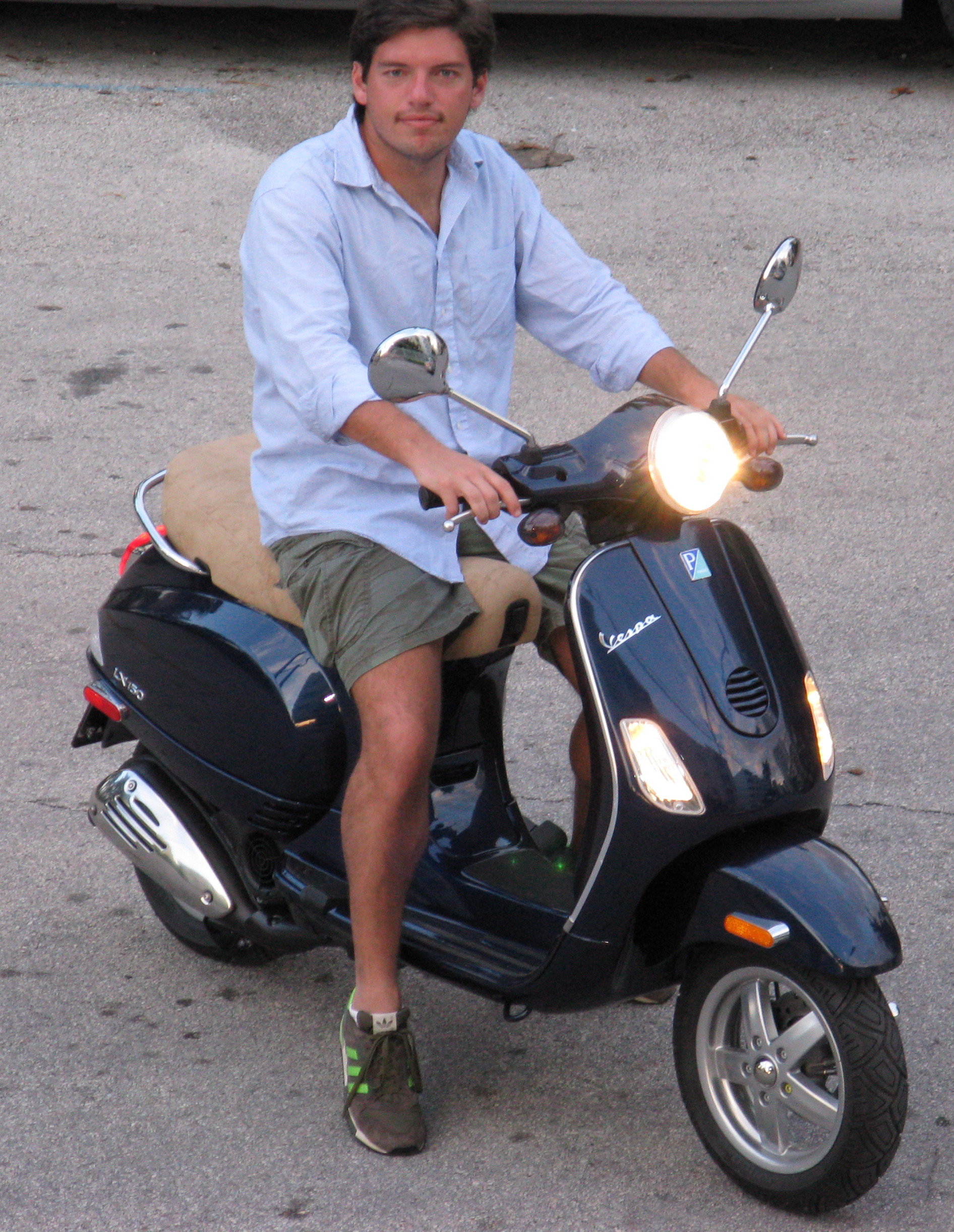 Vespa GTS SuperSport 125 ie 2011 images #129014