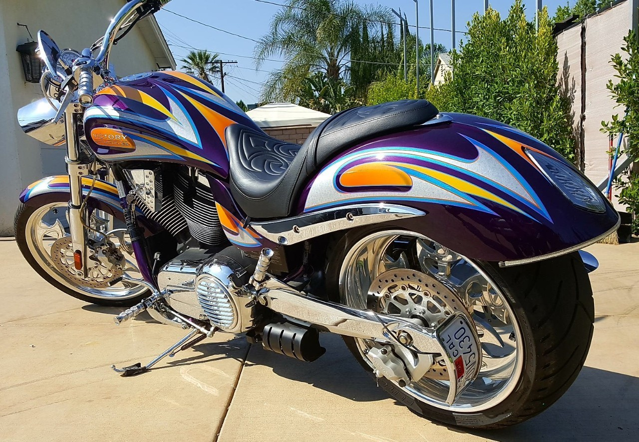 Victory Touring Deluxe 1500 2002 wallpapers #130407