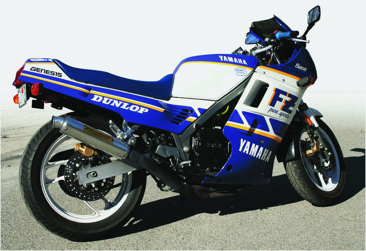 Yamaha FZR 600 R 1999 wallpapers #142901