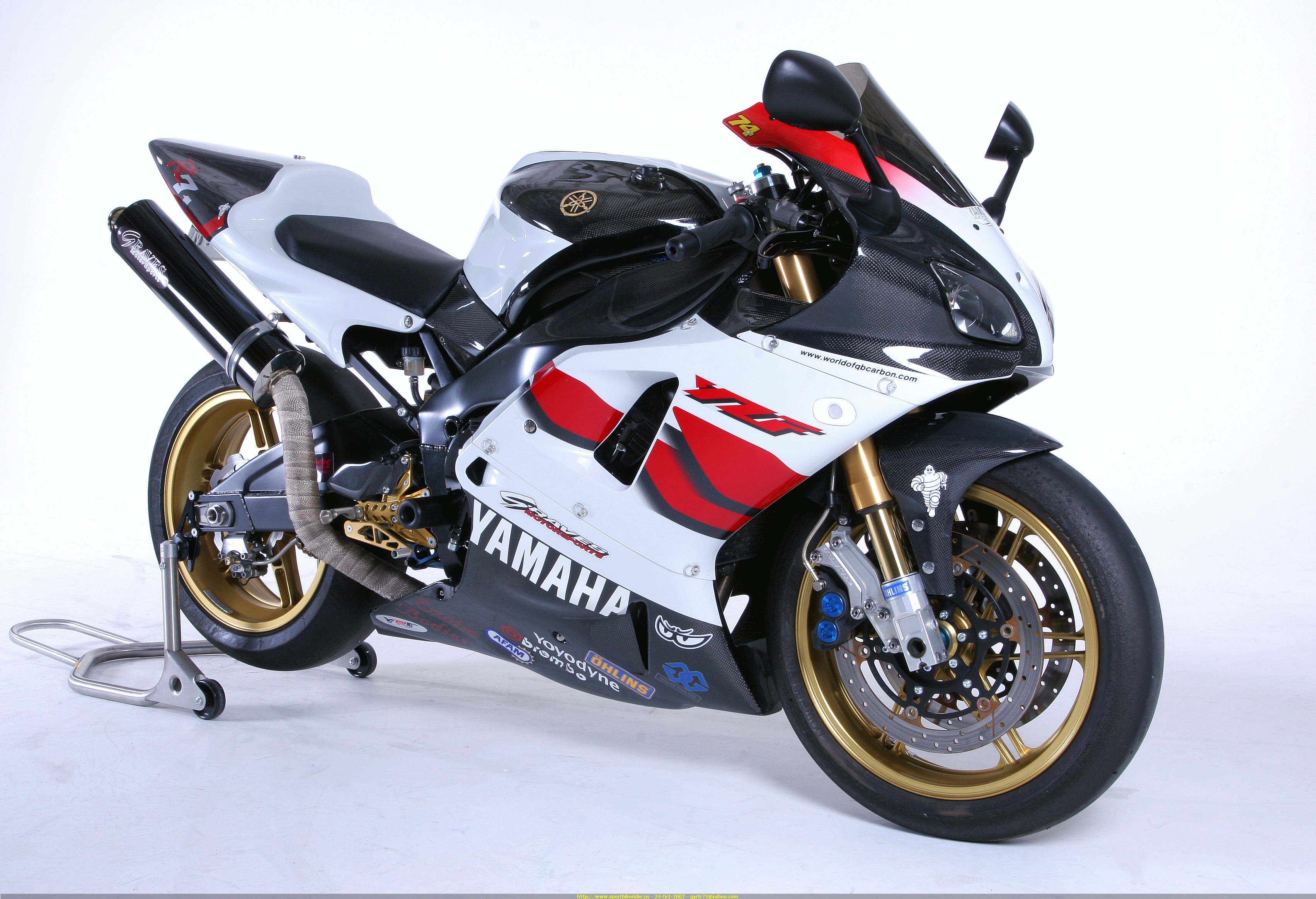 Yamaha YZF-R7 wallpapers #135861