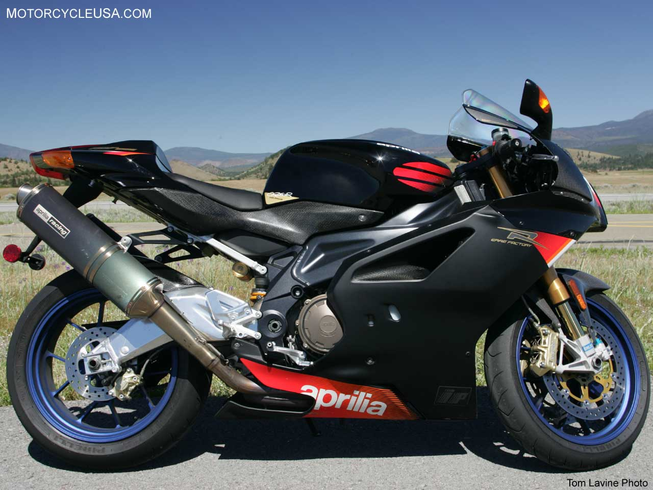 Aprilia Rsv Mille R Pics Specs And List Of Seriess By
