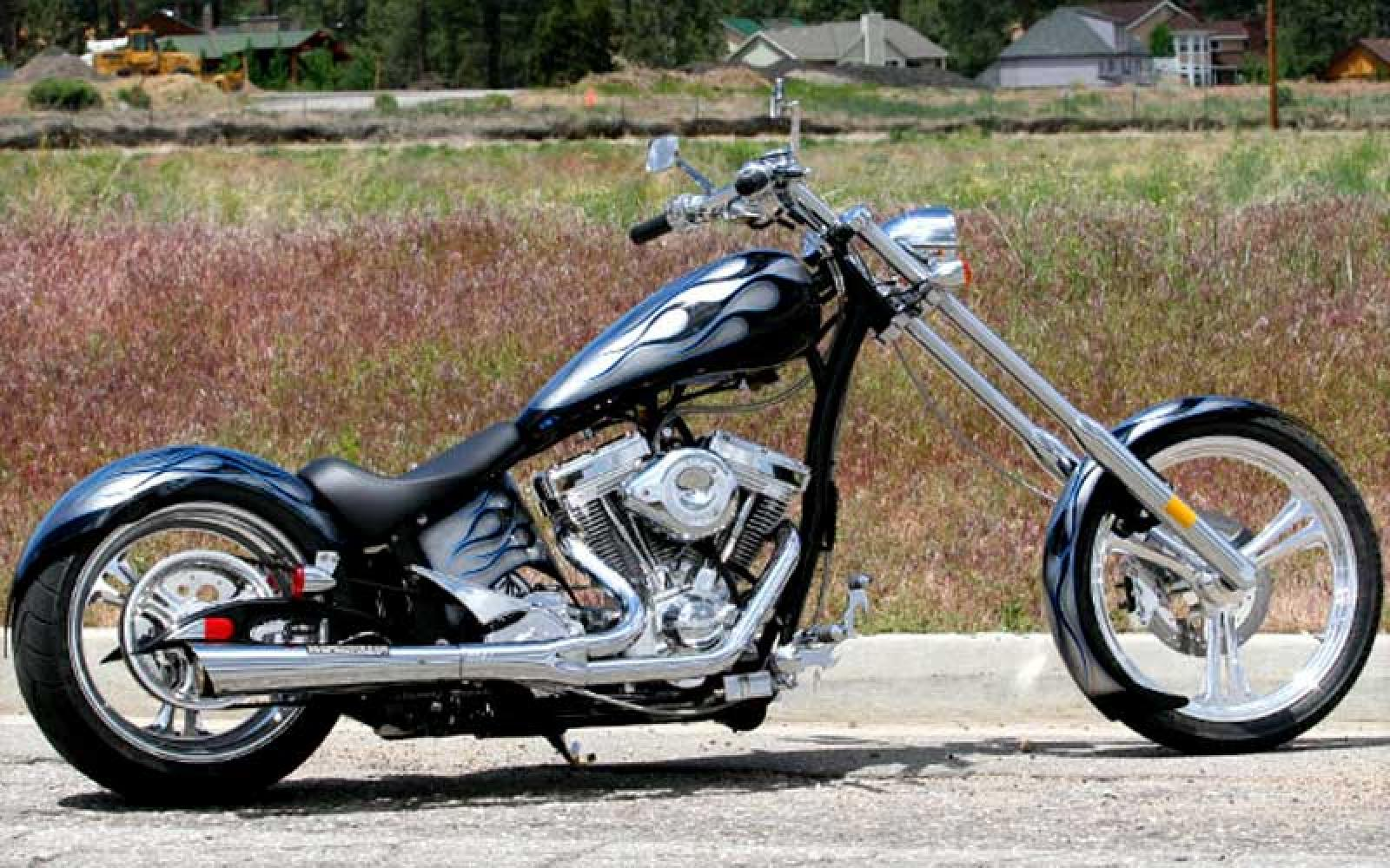 Big Bear Choppers Sled ProStreet 100 EFI 2009 wallpapers #136550
