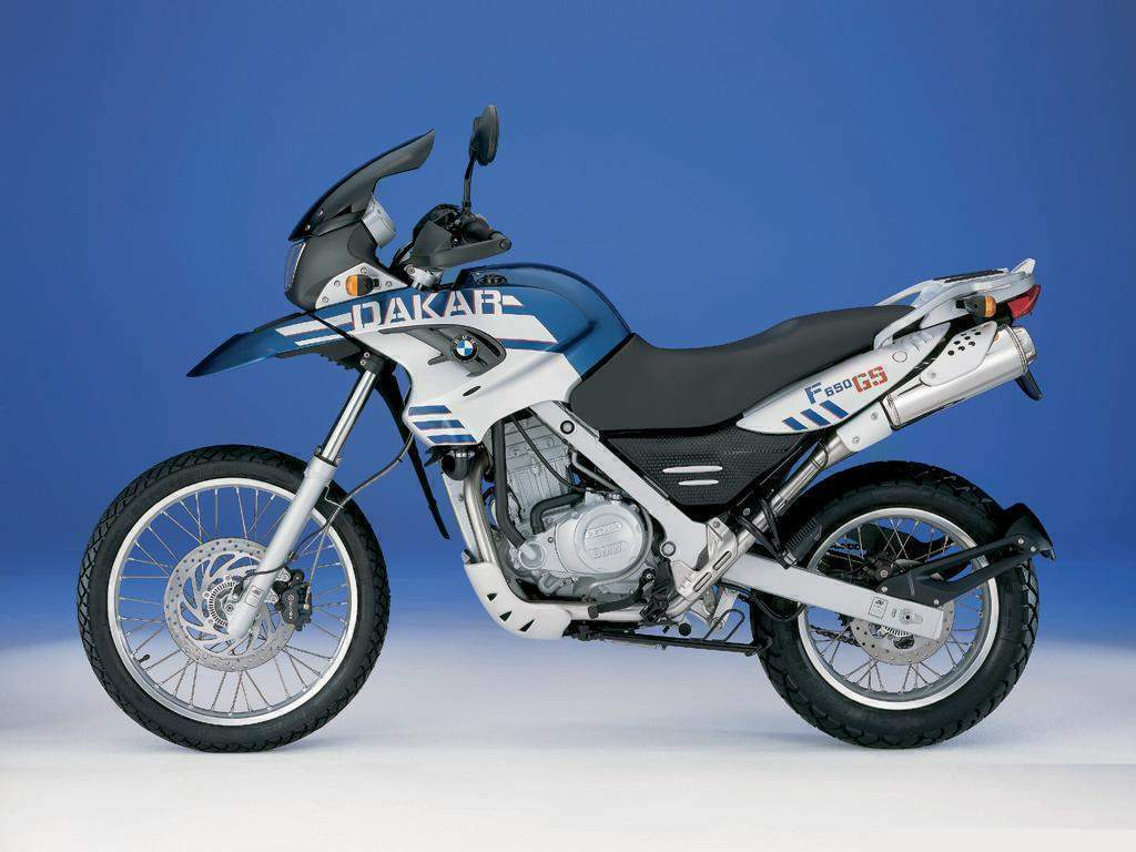 BMW F650GS Dakar 1999 images #77397