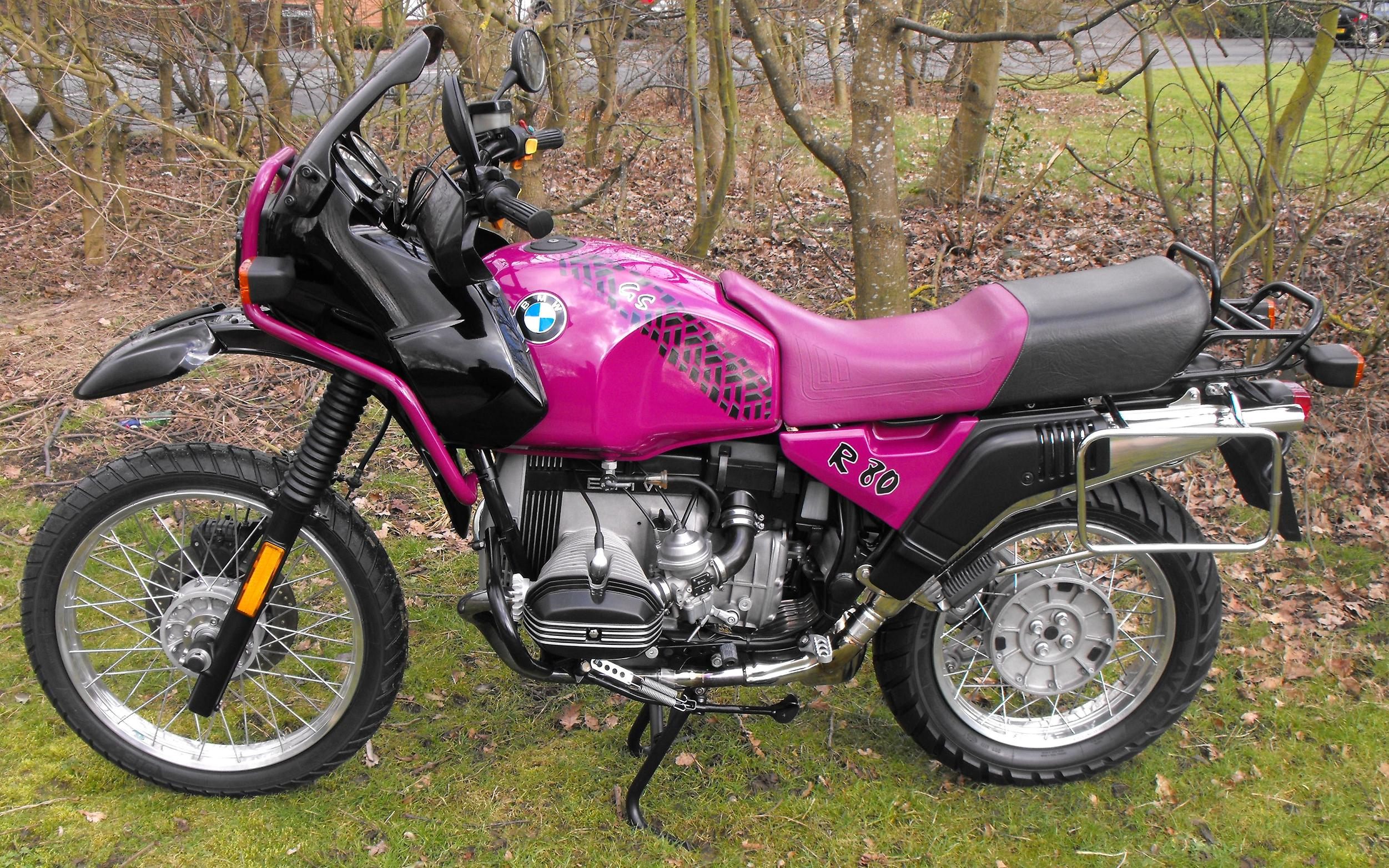BMW R80GS 1989 images #6021