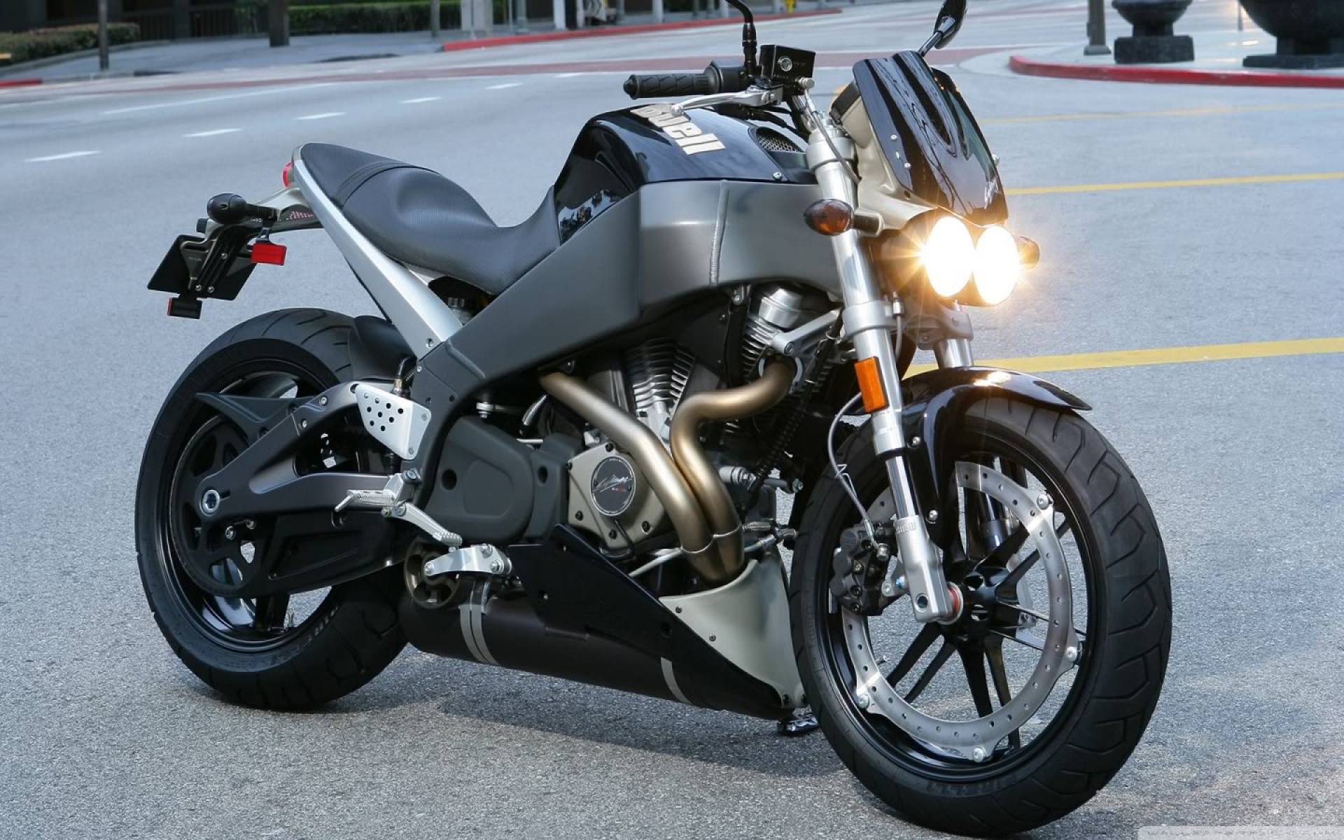 Buell Lightning XB12S 2007 images #66127