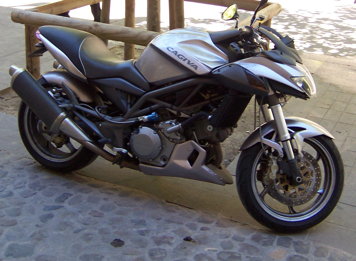Cagiva Xtra Raptor 1000 2005 images #68003