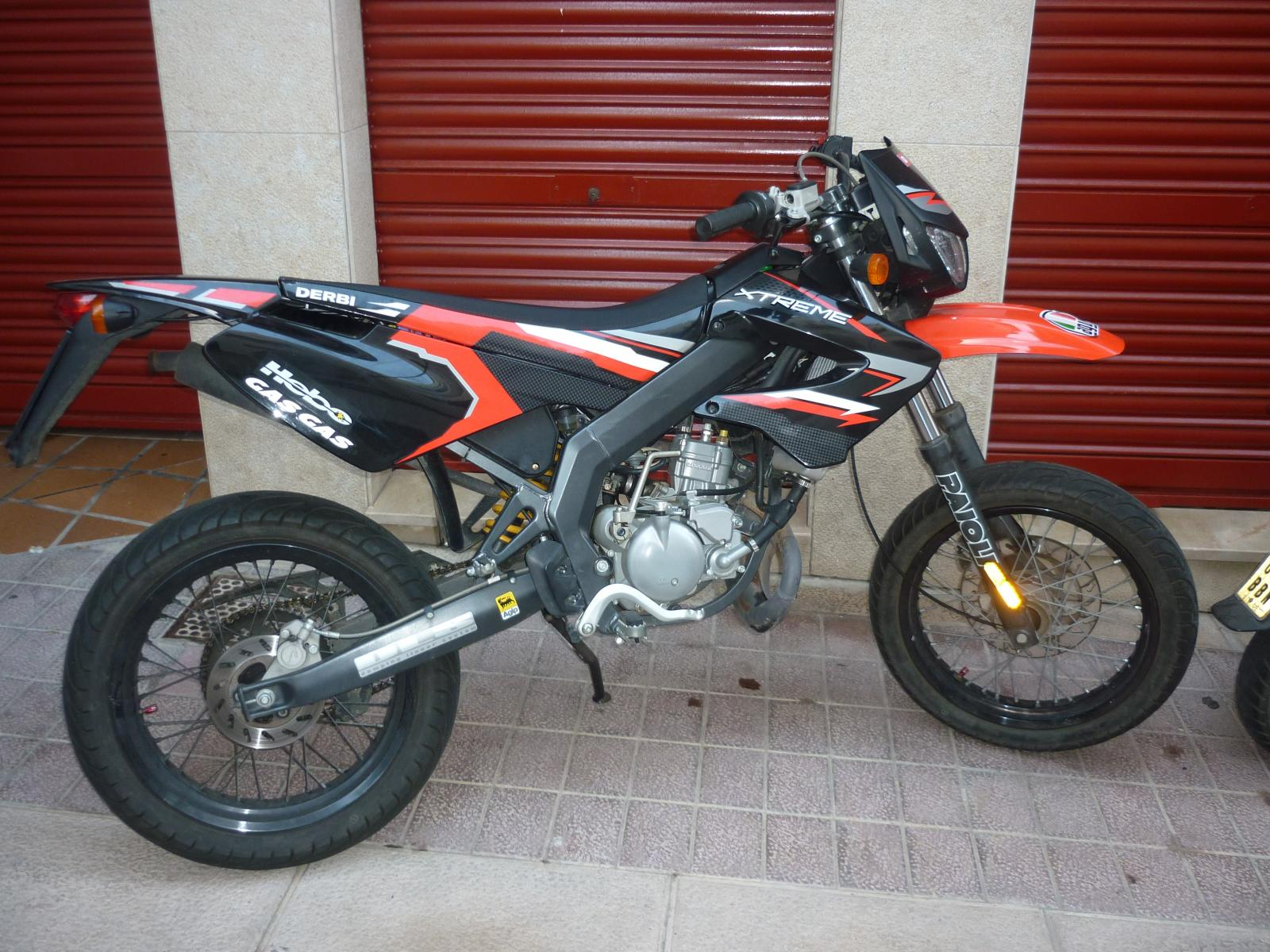 Derbi Senda X-treme 50 SM 2010 images #70959