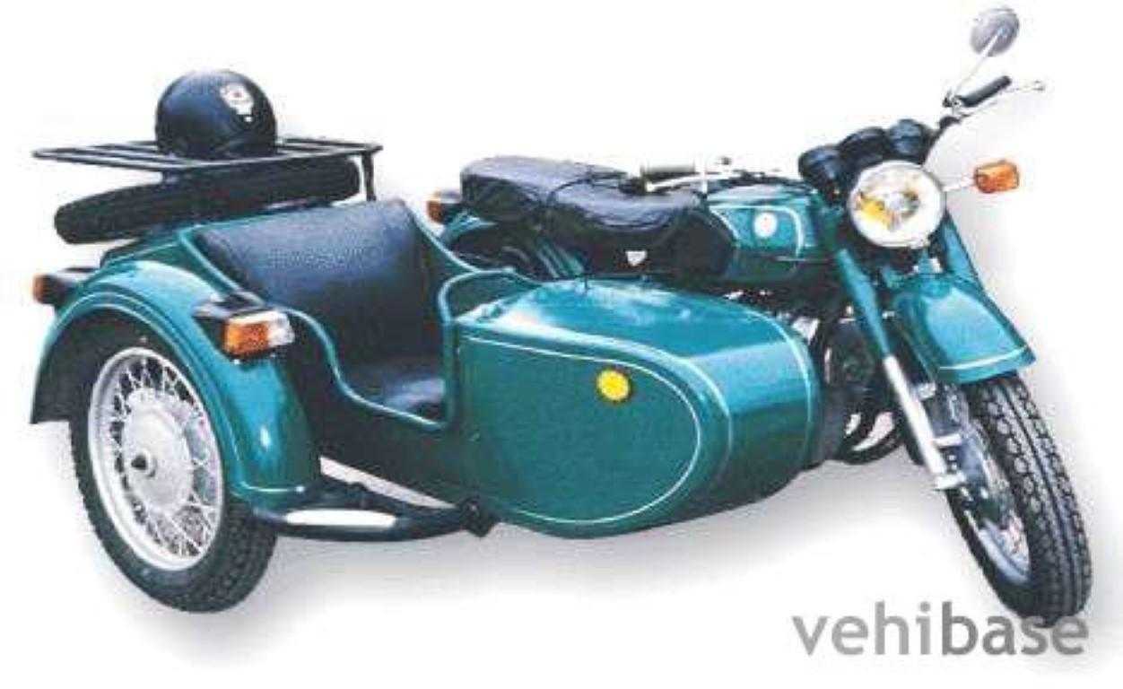 Dnepr MT 10 with sidecar 1975 images #70859