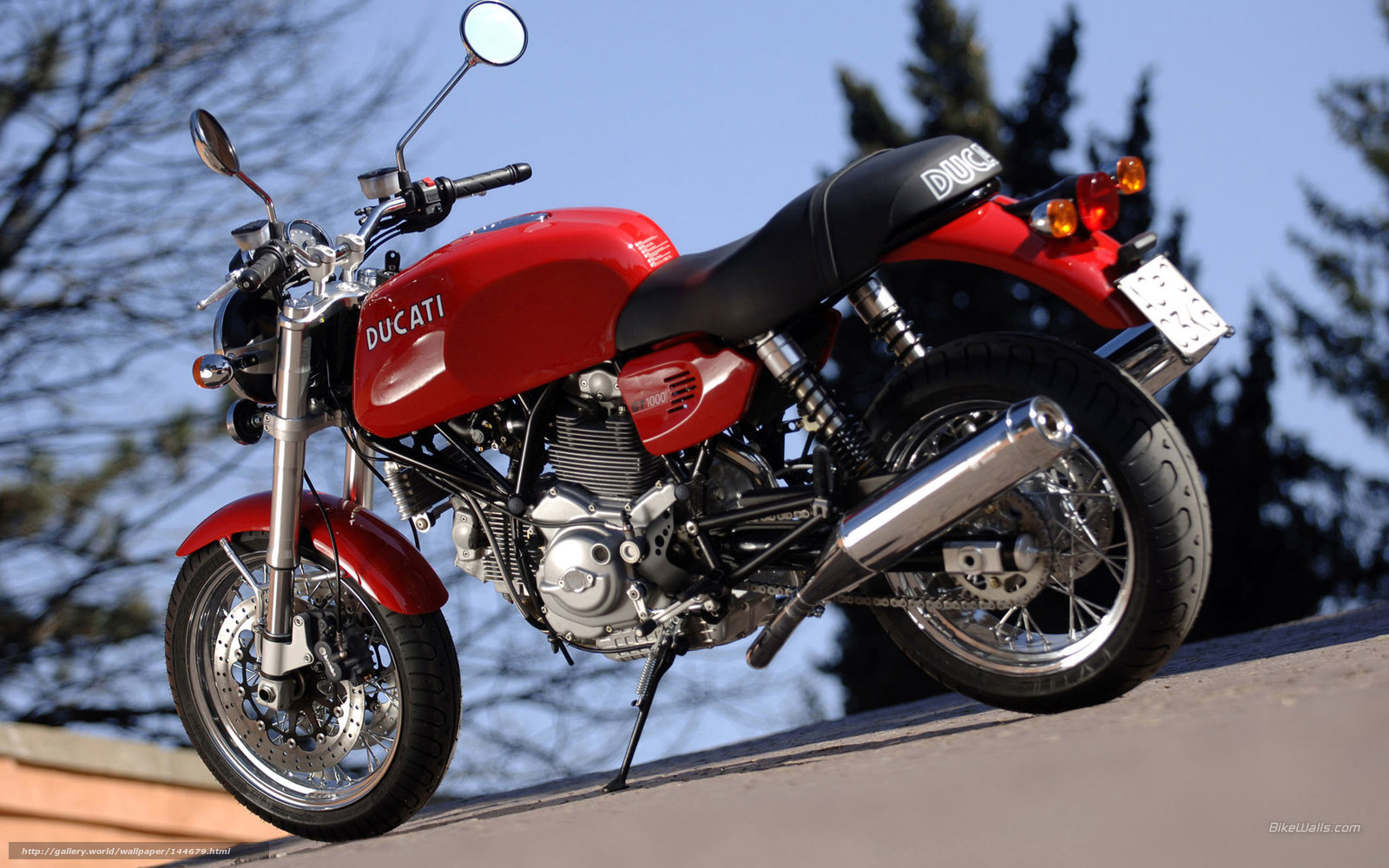 Ducati GT 1000 2006 wallpapers #171957