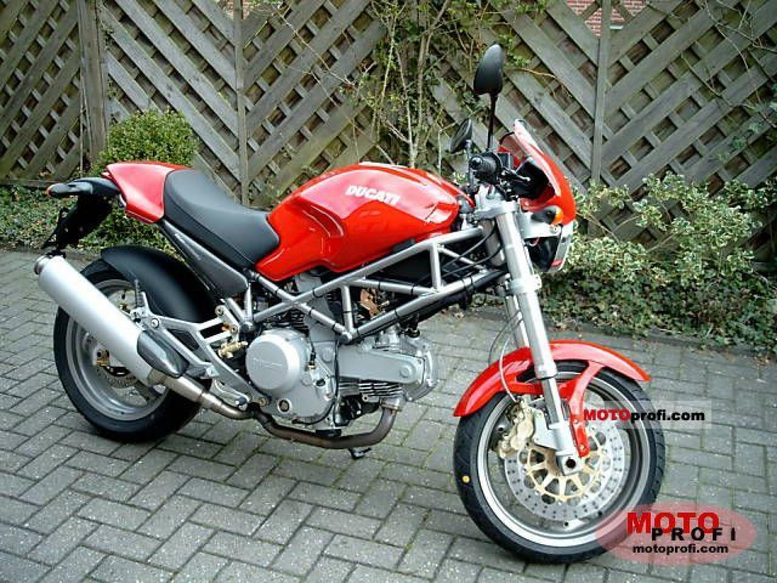 Ducati Monster 620 S 2004 wallpapers #11368