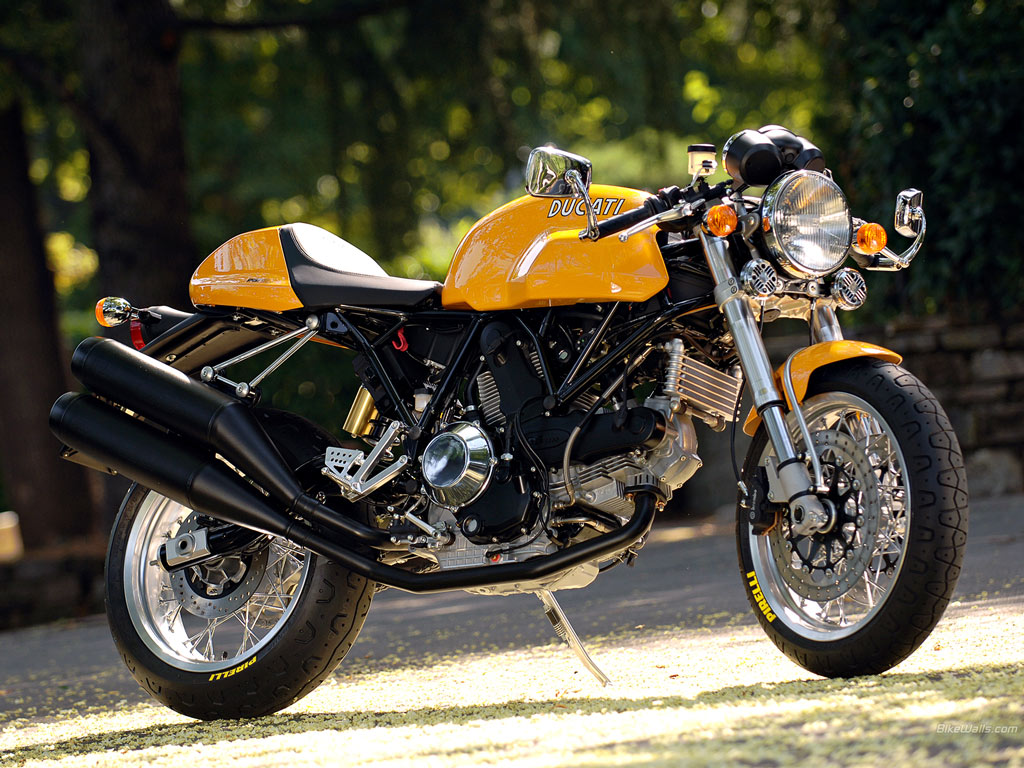 Ducati SportClassic Sport 1000 2005 wallpapers #11768