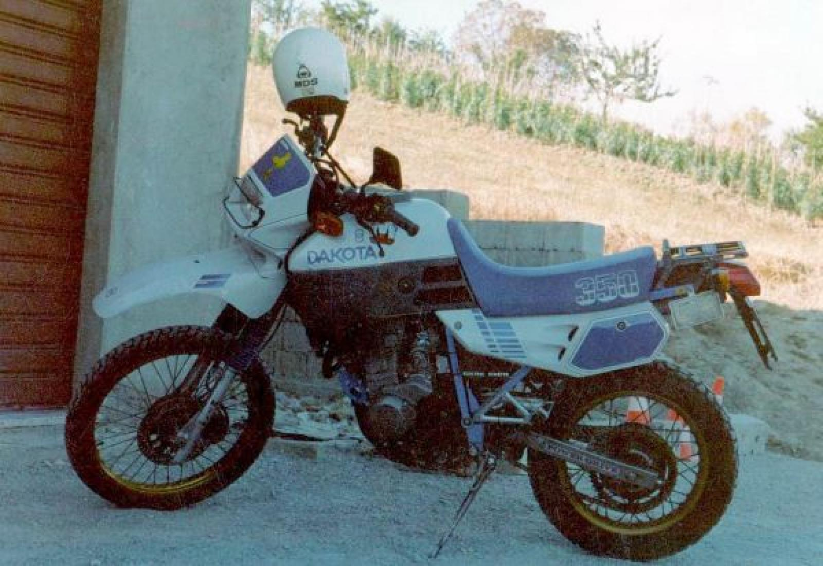 Gilera 350 Dakota 1987 images #158468
