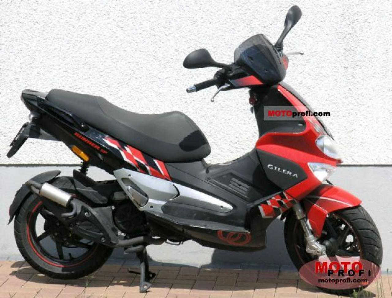 Gilera Runner SC 125 2007 wallpapers #137048
