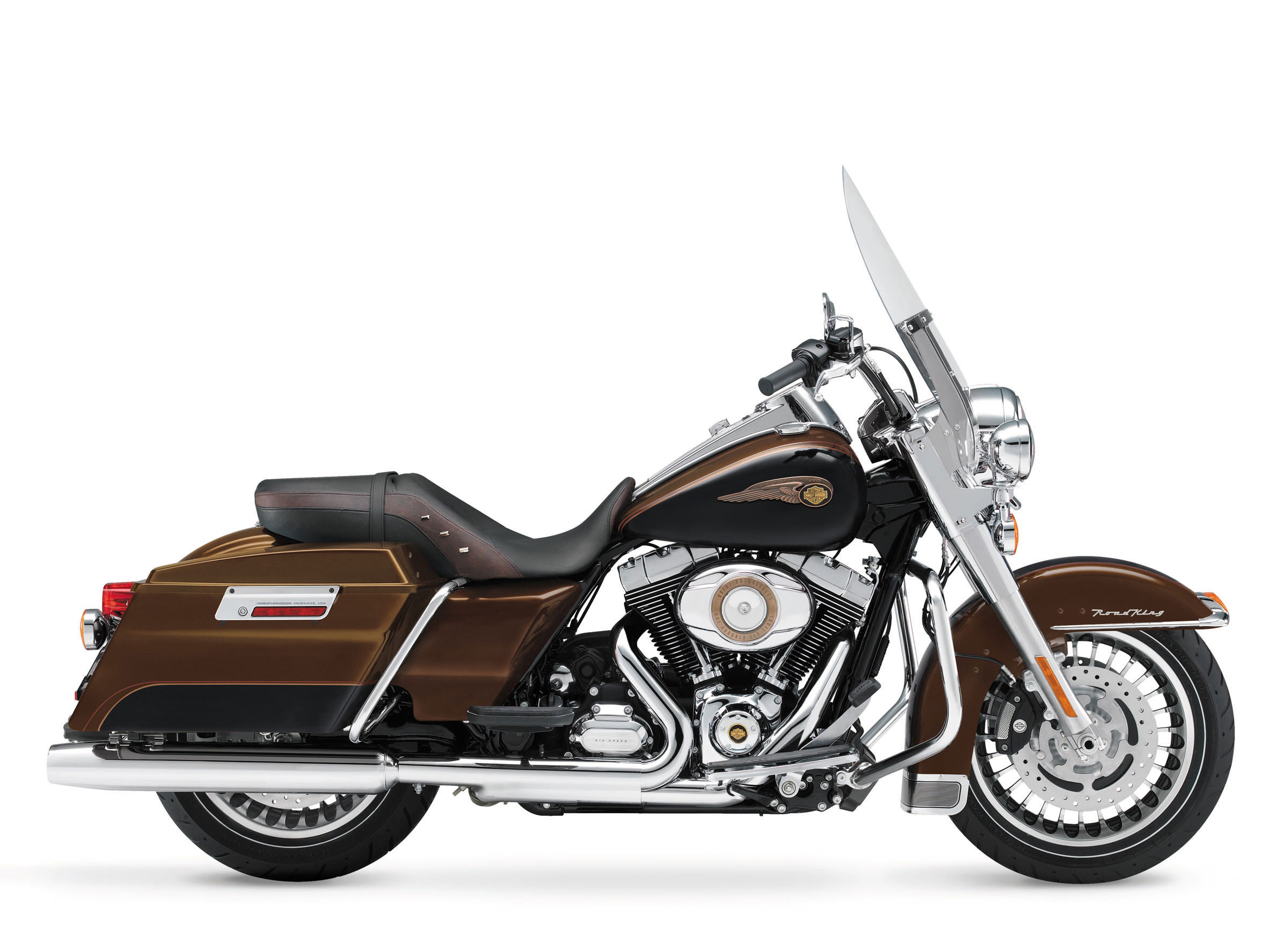 Harley-Davidson FLHR Road King 110th Anniversary 2013 images #81561