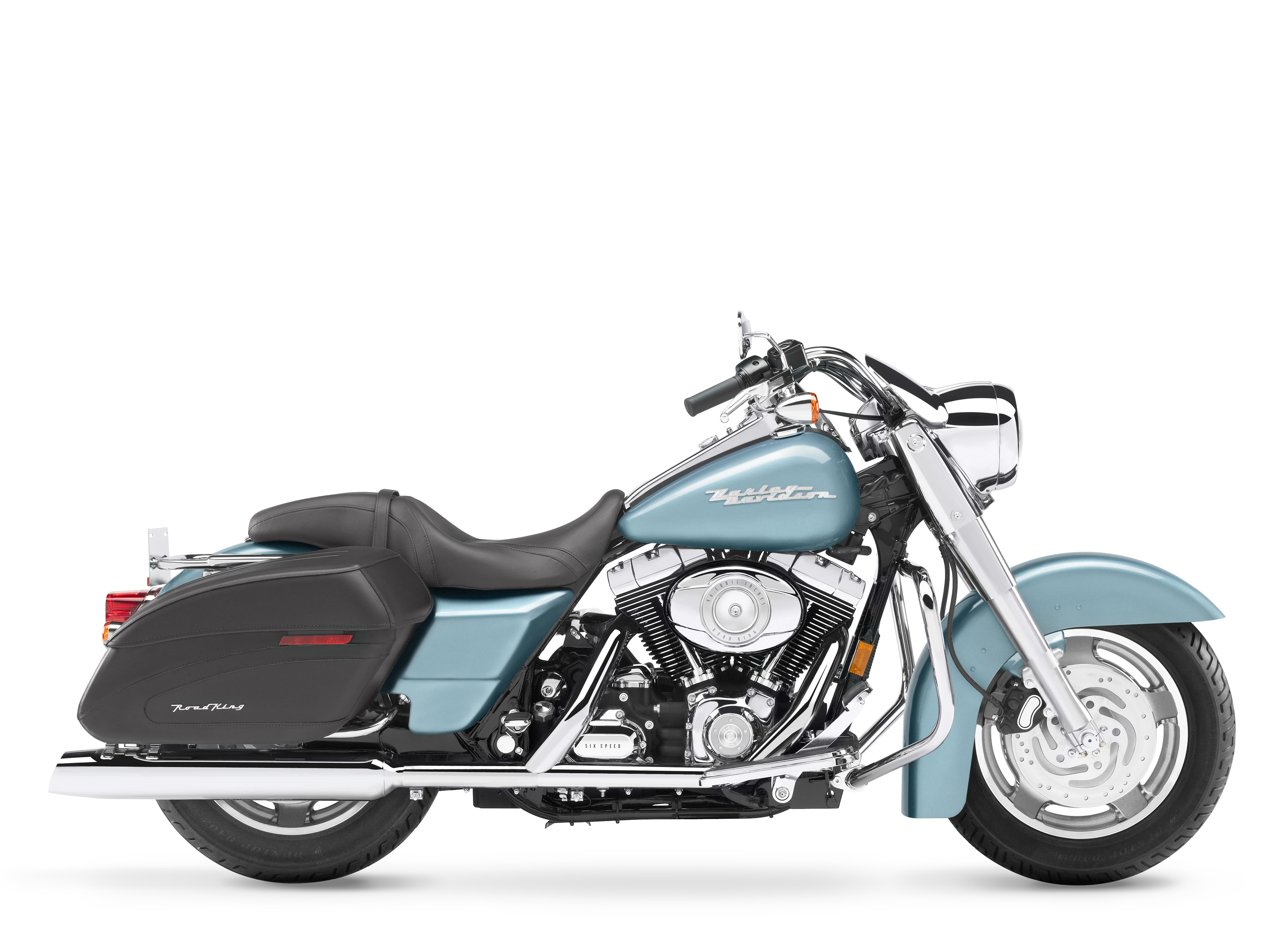 Harley-Davidson FLHRS Road King Custom 2005 images #80471