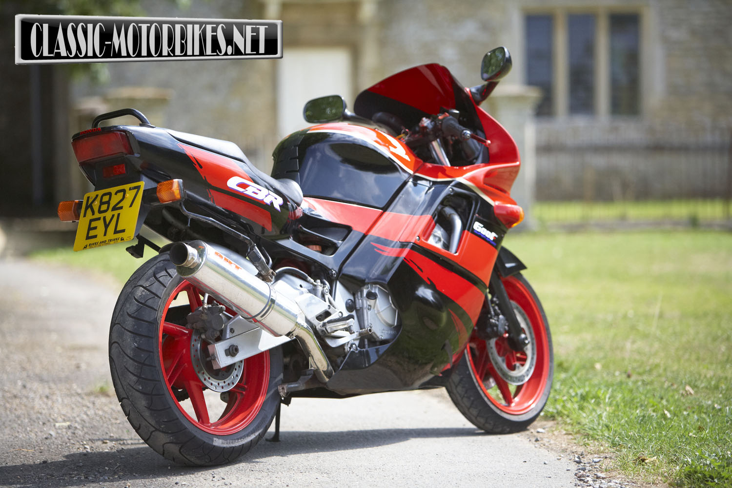 Honda CBR 600 F 1987 wallpapers #133778