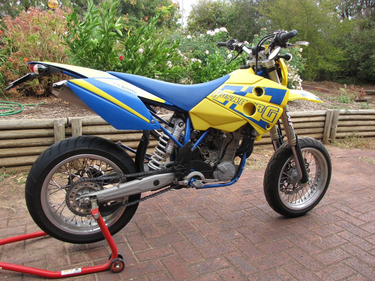 Husaberg FX 650 E wallpapers #137841