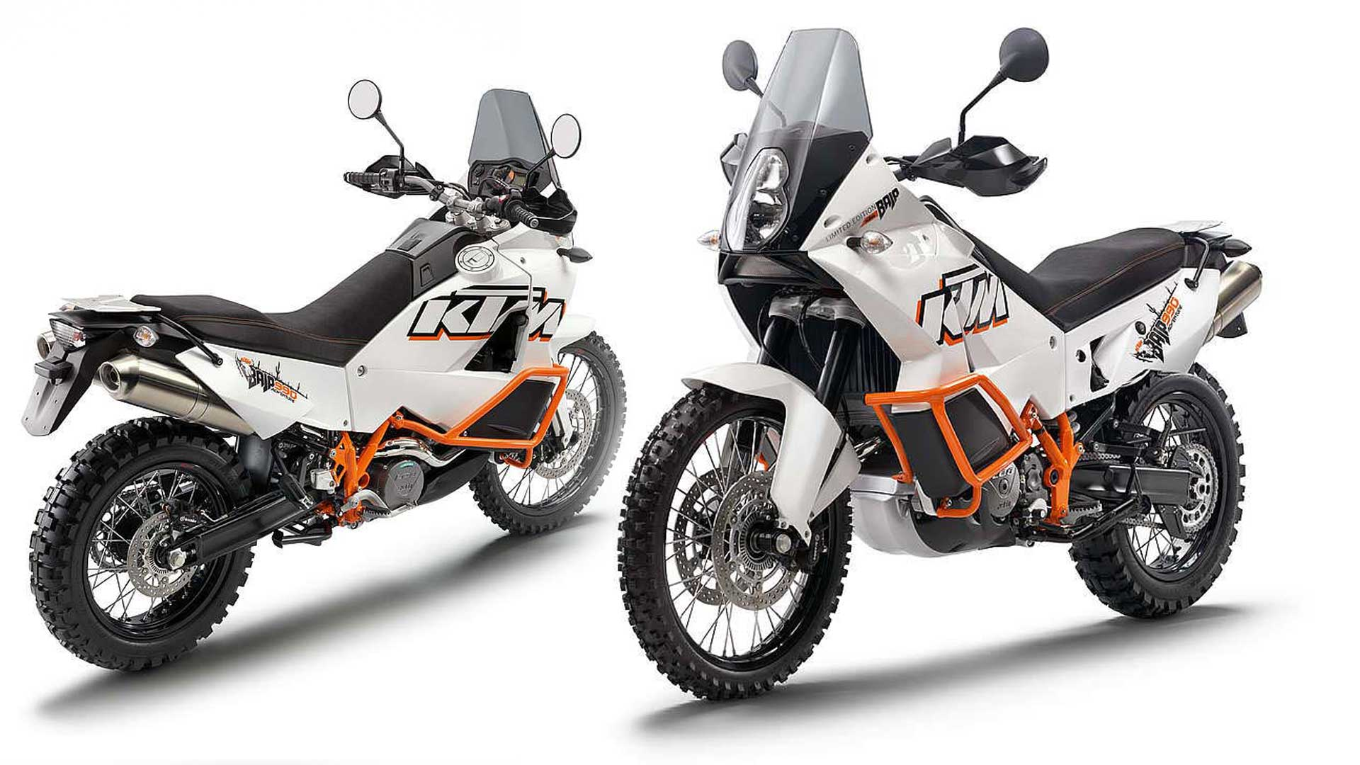KTM 990 Adventure Limited Edition 2010 images #87116