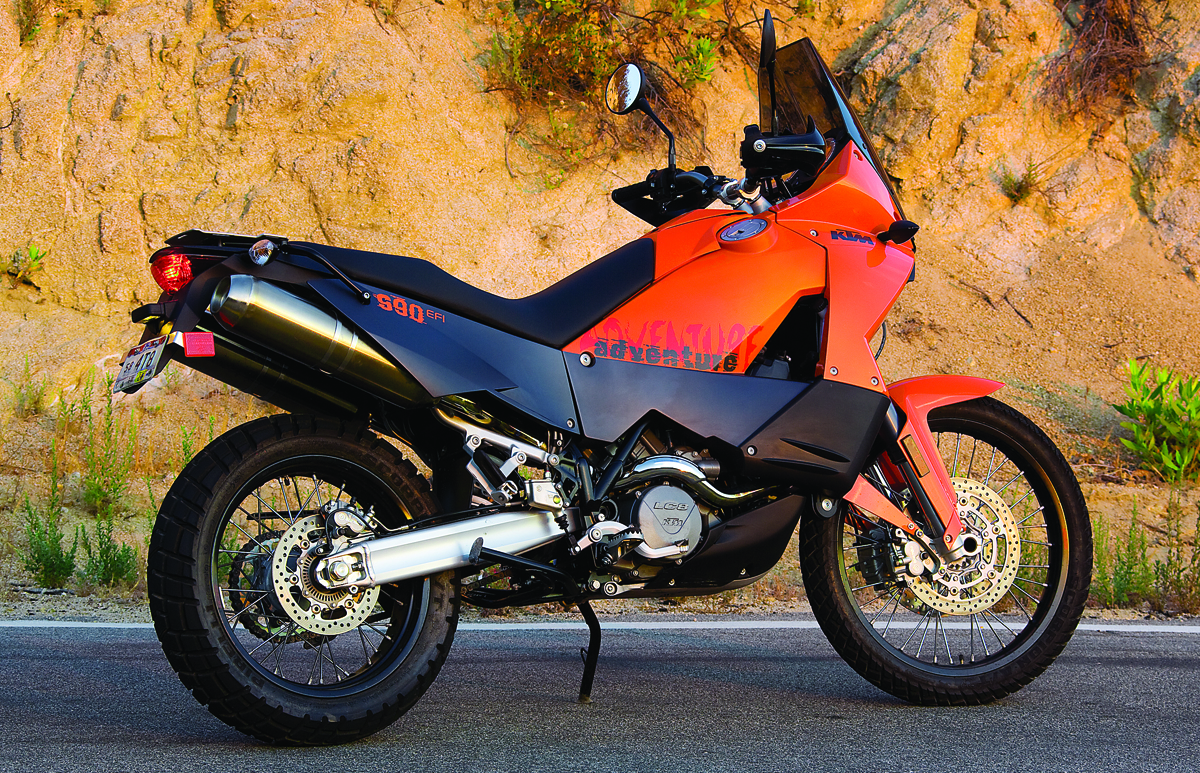 KTM 990 Adventure S wallpapers #135564
