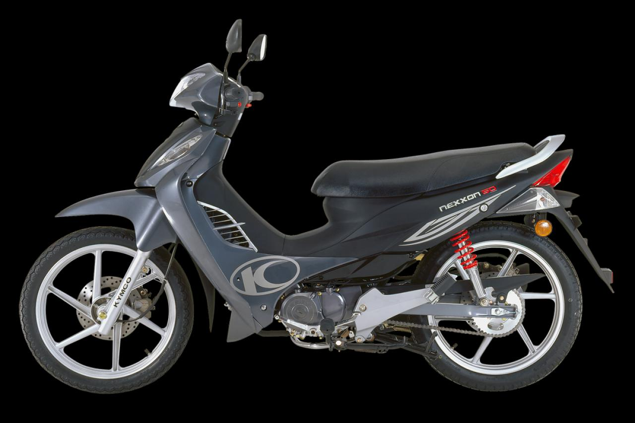 Kymco Heroism 125 images #101101