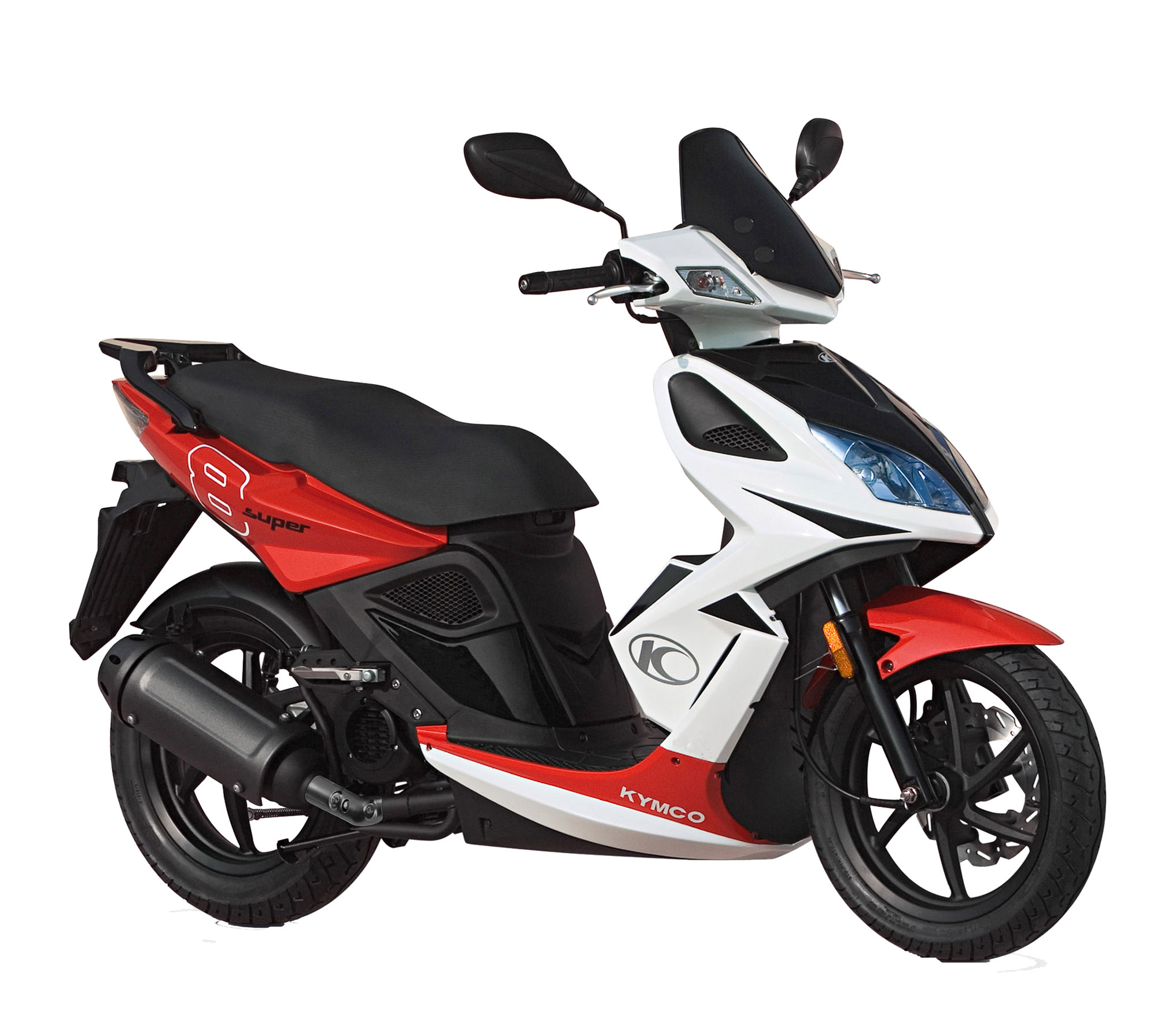 Kymco Super 8 2010 images #102086