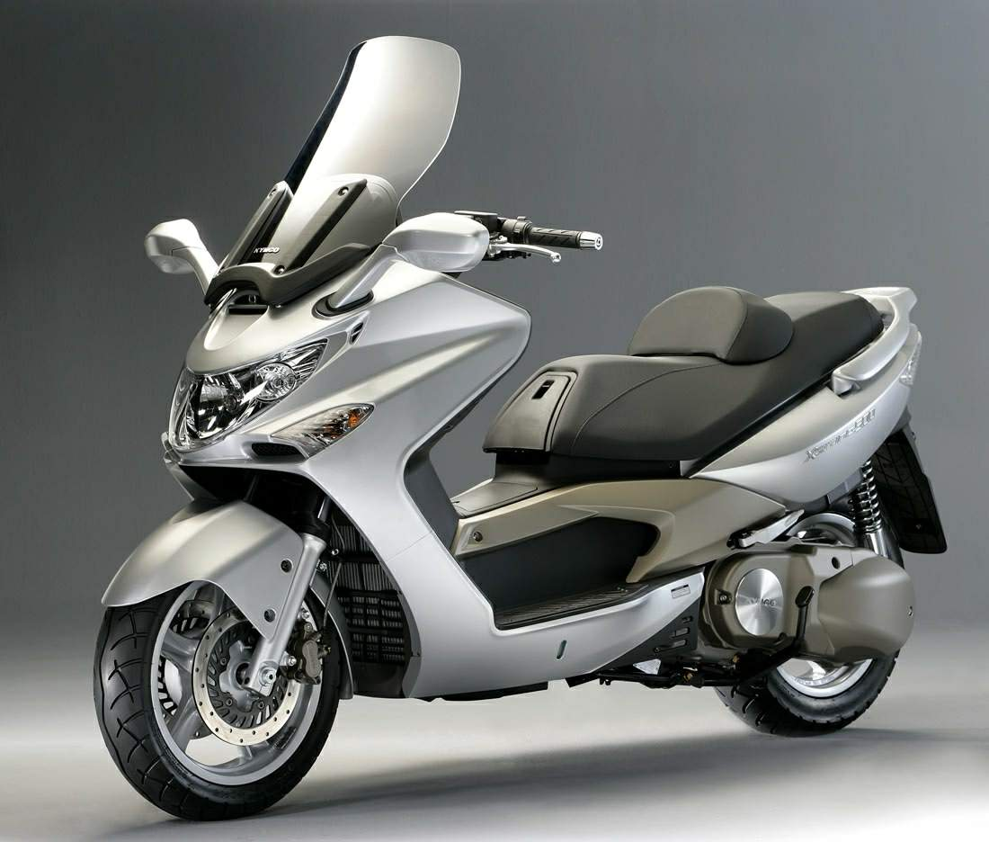 Kymco Xciting 500i 2010 images #101987
