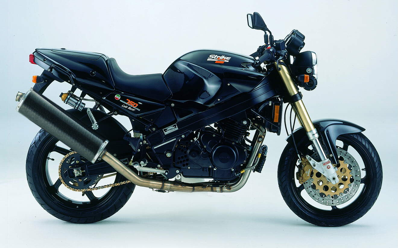 Laverda 650 Ghost Strike 1998 images #101794