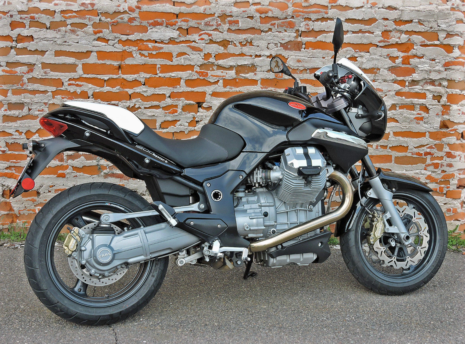 Moto Guzzi 1200 Sport 2008 wallpapers #143501