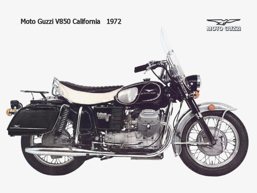 Moto Guzzi 850 California images #107130