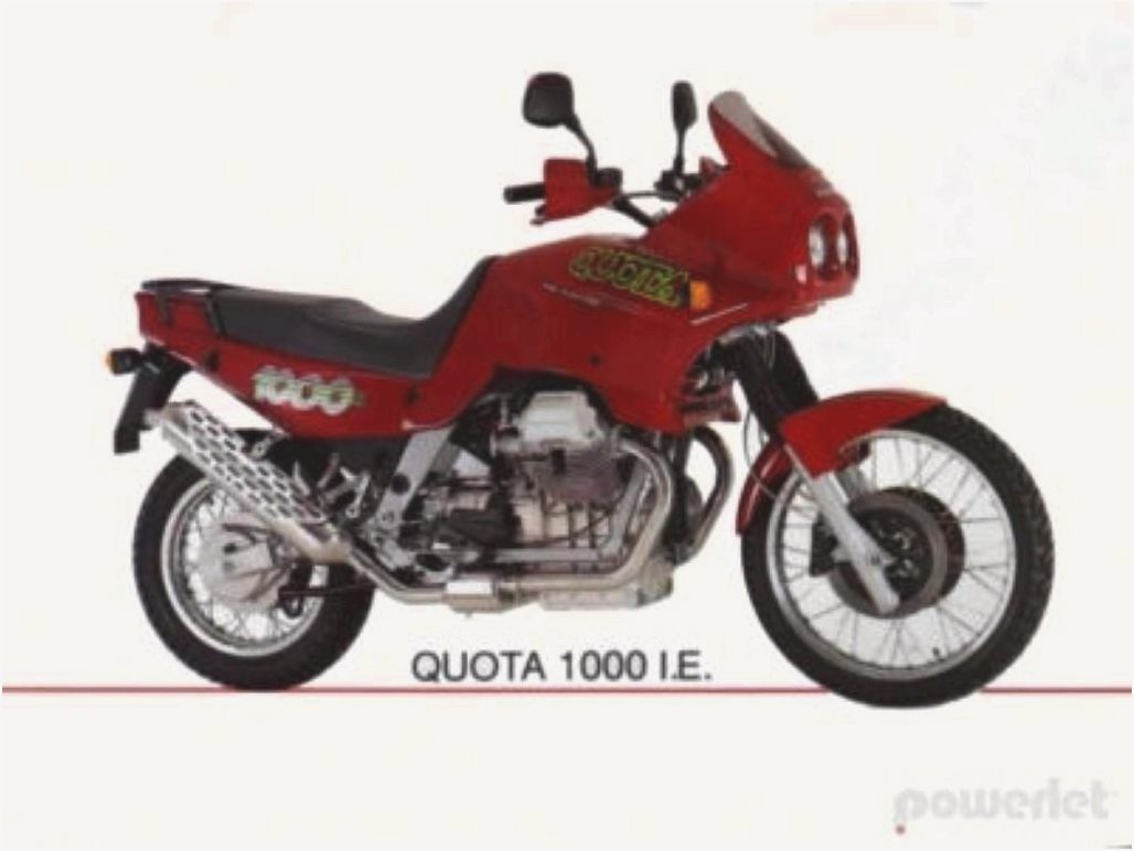 Moto Guzzi Quota 1100 ES 1998 images #145185