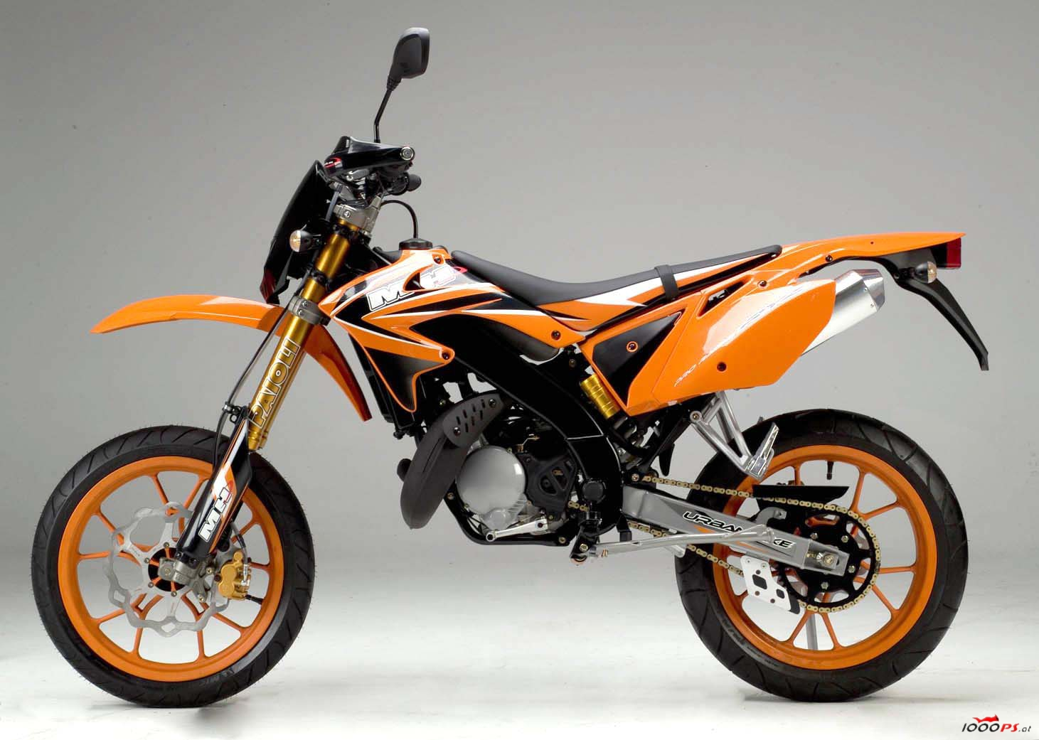 Motorhispania Ryz 50 Super Motard 2008 images #113629
