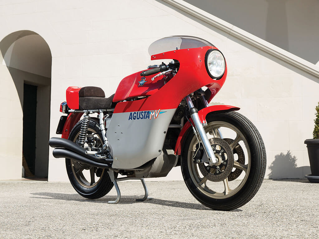 MV Agusta 800 S America 1977 images #113137