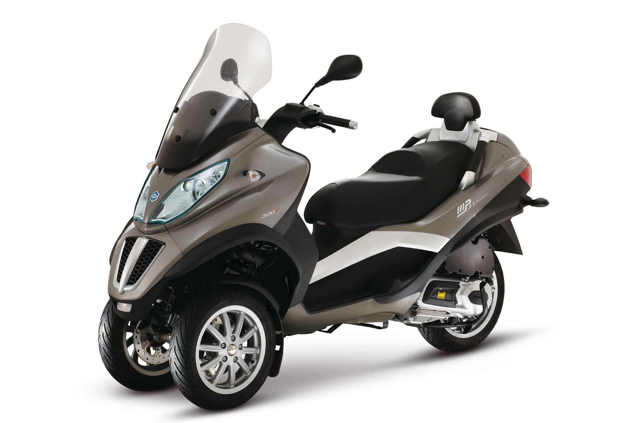 Piaggio MP3 300 Hybrid 2011 images #120532