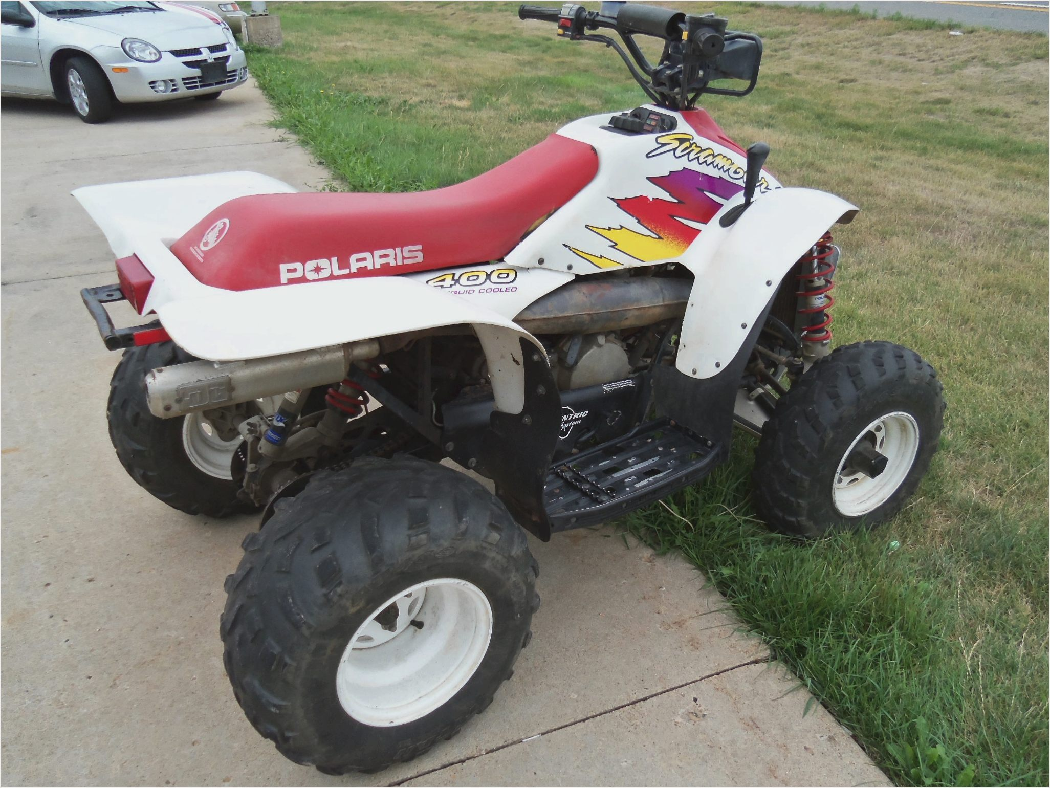 Polaris Scrambler 400 1999 images #120831