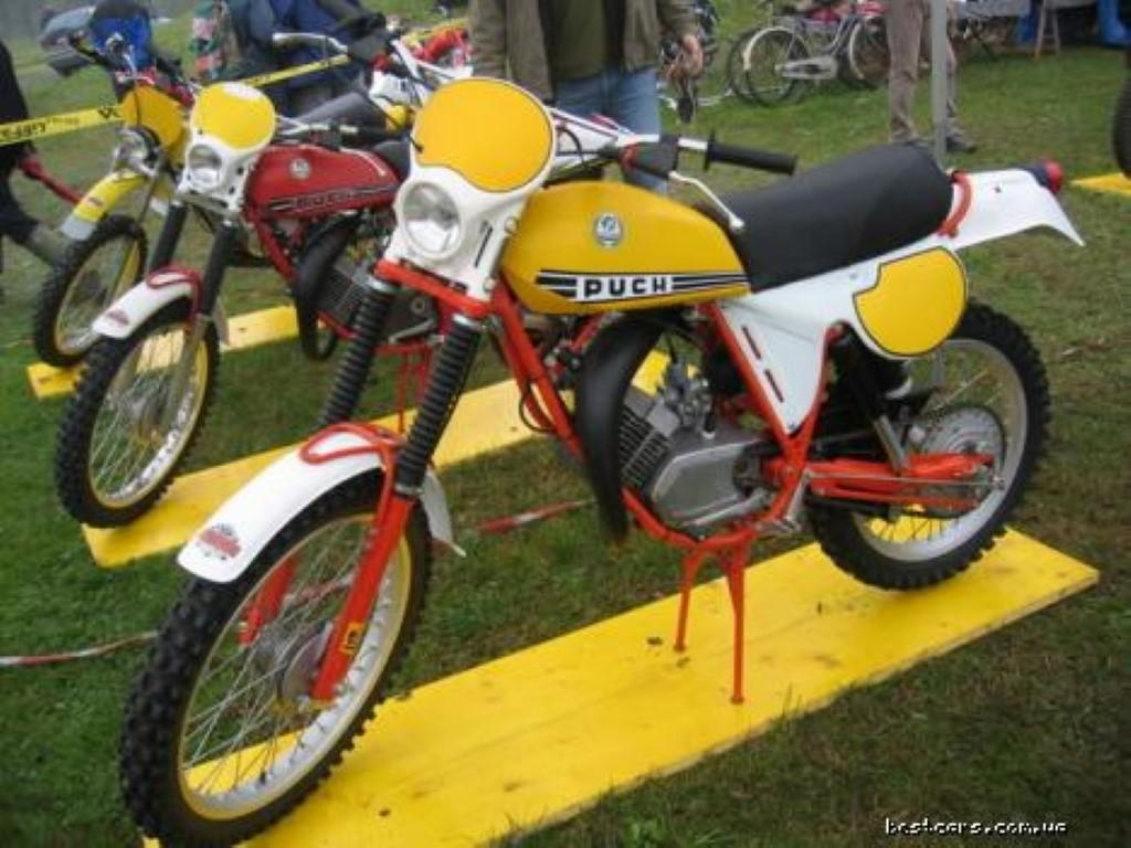 Puch 125 Enduro (6-speed) images #169581