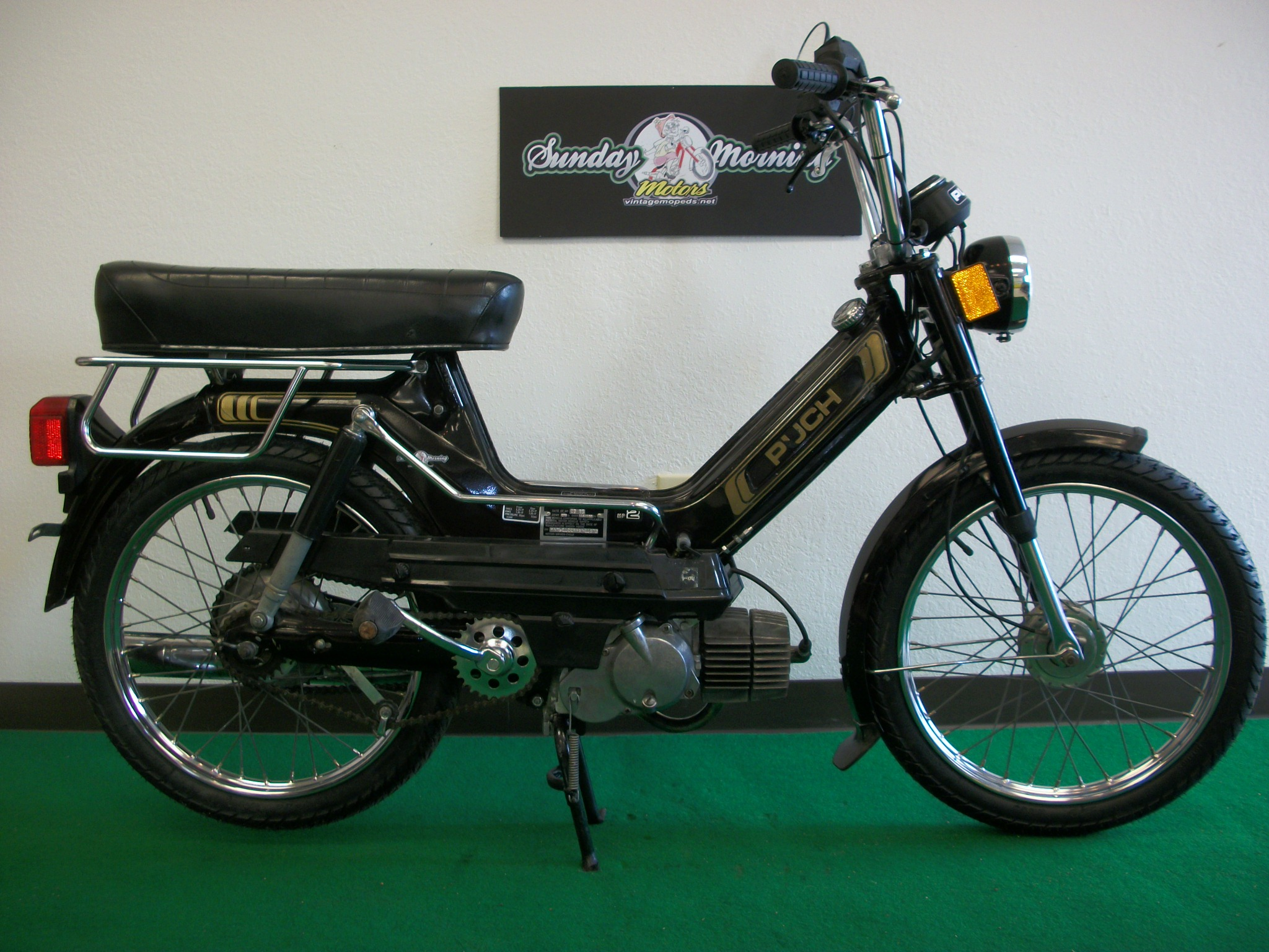 Puch 350 HWE 1985 images #121523