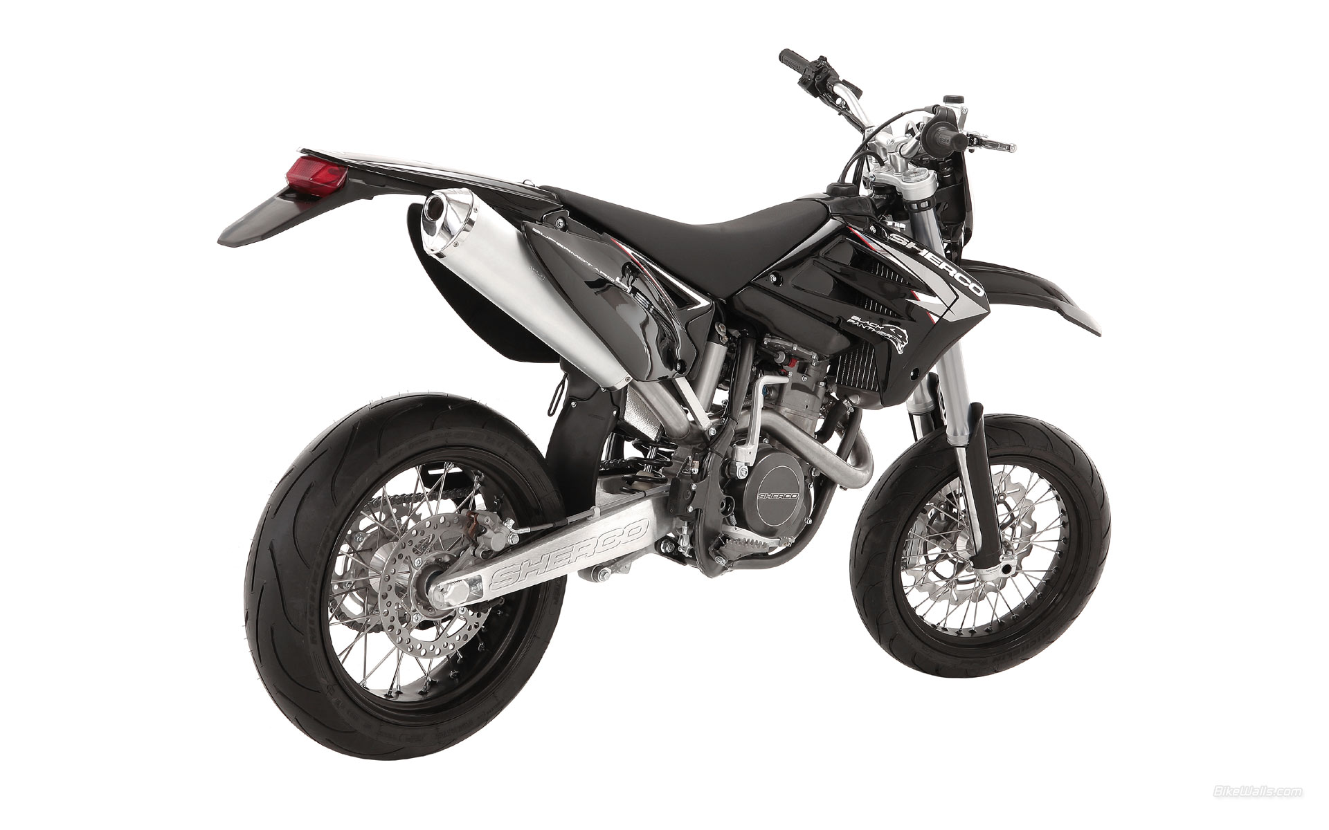 Sherco 5.1i 4T Supermotard 2007 images #124387